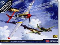 Model p-51d me262a-1a 12435