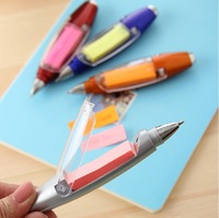 note light pen promotional ballpen