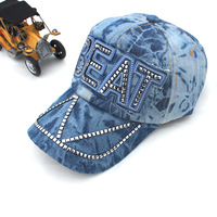 Fashion cowboy hat women's 2013 paillette sun-shading sunscreen cap baseball cap male