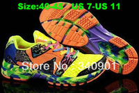 Wholesale 2013 shoes men athletic noosa running shoes New colorful with tag men's Tri 8 Sports shoes and Drop-shipping
