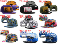 2013 newest unisex casual cheap hip hop snapback Trukfit hat street fashion brand hats strapback for women and men free shipping