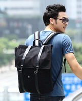 NEW 2013 fashional bags cotton canvas backpack backpacks men travel bags men messenger bags vintage chain bag