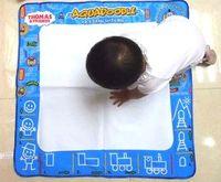Child doodle magic medium-large Large thomas dora painting canvas multicolour magic doodle