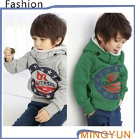 Boy Children Clothes Wholsale Retail New Winter Boy Sweaters Coat For Children Kids Pullover Toddler Hoodies