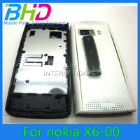 new back cover case battery housing for nokia x6 x6-00 free shipping