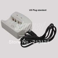 Intelligent Automatic Charger for 16340/15266 Lithium battery - White (US Plug / AC 110~240V)