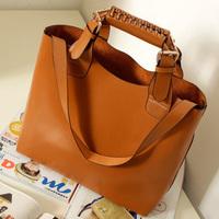 2012 fashion star style vintage handbag shopping bag shoulder bag