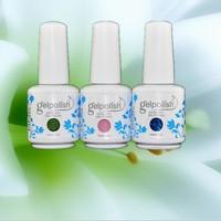 changing color uv gel matte gel polish uv nail french uv gel