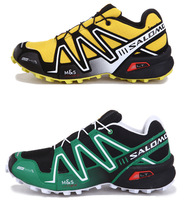 2014 New Color arrival Free Shipping Salomon Men Running Shoes salomon Run Shoes For Men Athletic Shoes us7-11