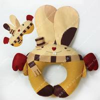 Material kit u shaped pillow blindages handmade diy travel pillow material kit