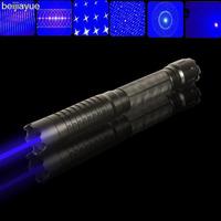 Super power 3w blue laser pen blue light laser pointer smoke ignition charge laser pen