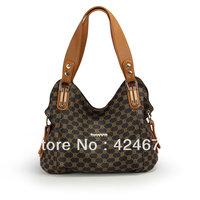 Bag fashion print 2013 fashion dumplings women's handbag shoulder cross-body bag mother bag