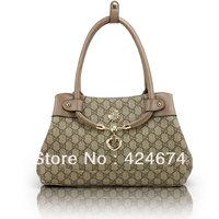 2013 fashion heart pendant shoulder bag handbag ladies handbag women's autumn and winter