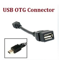 10Pcs/Lot Micro USB OTG Host Cable For Samsung Galaxy S3 S III GT-i9300 Dropshipping 9695 Free shipping