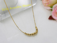 Free Shipping Brand Chain Necklace Fashion Necklace Pendants High Quality Gift Package (Dust Bag ,Gift Box) #N3-2