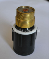 tig torch gas lens collet bodies  welding torch for tig  for Wp-27P