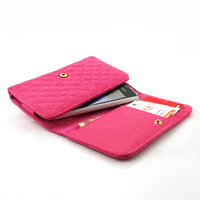 cases mobile phone protection shell Sheepskin Leather Wallet Case Cover For Sony Xperia ray ST18i Xperia Miro  01