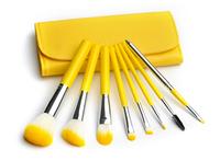 8 PCS Professional Makeup Cosmetic Brush set Kit Case H1035Y