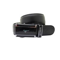 Septwolves automatic buckle strap cowhide belt male belt wa20001