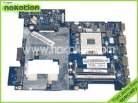 LA-6759P for Lenovo G470 laptop motherboard intel HM65 integrated DDR3 GOOD Quality 100%test before shipment