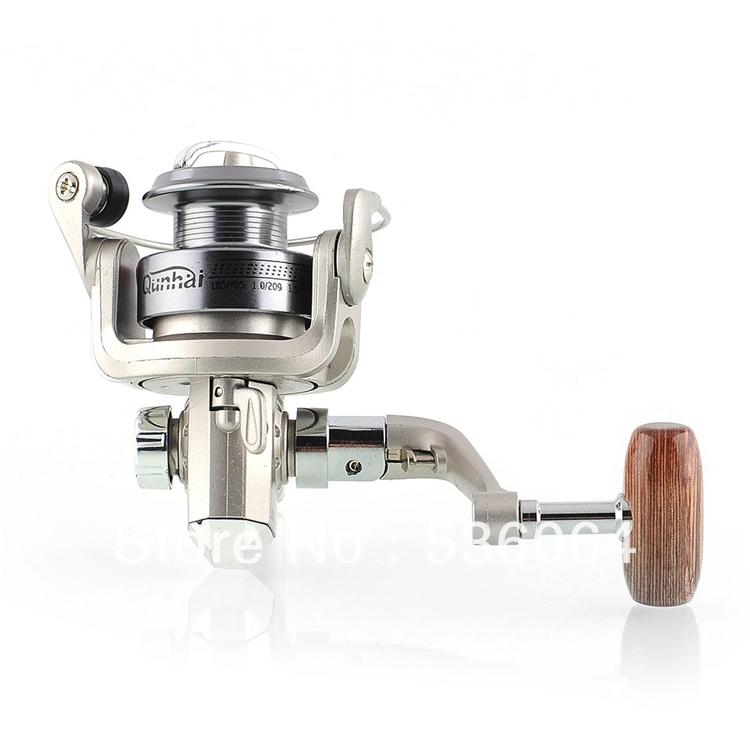 2013 New 6 BB 6BB High Power Gear Spinning Spool Aluminum Fishing Reel SG1000 Free Shipping(China (Mainland))