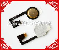 Original Replacement Parts Home Button Flex Cable Ribbon for iPhone 4S 4GS MOQ:30pcs