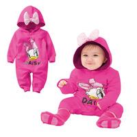 Carters Retail Daisy Romper  winter Kids clothing baby romper newborn romper Baby girls boys Rompers
