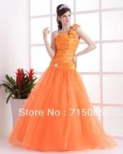 popular orange princess
