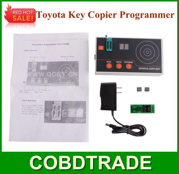 Toyota Key Copier Programmer high quality toyota key machine Free shipping(China (Mainland))