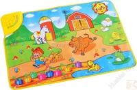 Musical Developing Baby Play Mat Baby Crawling Mat Kids Carpet Toys Wholesale