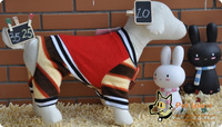 FREE SHIPPING! Triol pet dog clothing clothes clothing clip goatswool 10 wadded jacket