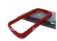 High Quality TPU Silicone hybrid Bumper Frame for LG E960 google nexus 4 free shipping