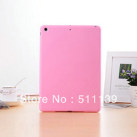 Mix Color Silicone Rubber Case Cover For iPad Air/iPad 5 Free Shipping