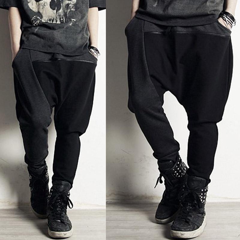 2014 spring casual sports wear harem pants british style sweatpants men's clothing trousers hip hop pants men ,free shipping(China (Mainland))
