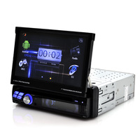 "7 Inch Screen Android Car DVD Player ""Narcissist"" - GPS, 3G, WiFi, Bluetooth, DVB- T (1 DIN)"