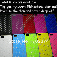 For iphone 5 5S case luxury bling Rhinestone diamond fashion design, 100pcs a lot DHL or FEDEX free shipping
