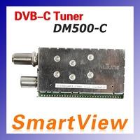 1pc DVB-C tuner for  DM 500C  500-C DVB-C DM500 cable receiver free shipping