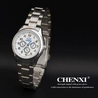 Original Box Gifts Fashion New Brand Watch Woman Casual Quartz Women Dress Watches Ladies Quartz Watch Free Shipping 010B