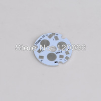 Wholesale 200 pcs/lot 23mm 3W LED PCB Aluminum substrate / LED Aluminum Base board
