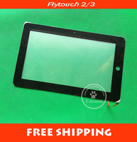 "10"" Touch Screen Glass Digitizer for Flytouch 2/3 superpad 2/3/3/4/5 Tablet PC, Free Shipping, Mini Order 1 pcs"