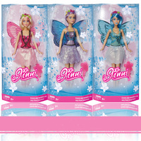 new free shipping fairy doll princess doll baby toy doll for girls
