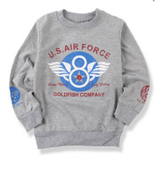 retail Children Cool Casual boys girls kids sweatershirts hoodies 2014 KT025R