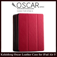 High Quality KALAIDENG Oscar Tablet Series Flip Leather Case for Apple iPad Air 5 + Free Shipping
