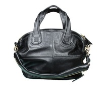 2013 women's handbag Cowhide bag chain hangings handbag fashion bag