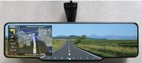 Universal 4.3 Inch Color TFT HD 720P(1280*720) backup radar detector+parking radar,Free Shipping