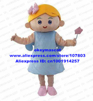 Angel Mascot Costume Angell Angelhood Fancy Dress Cartoon Character Mascotte No.3693 Free Shipping