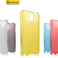 Free shipping,High quality Baseus PC case for Samsung Galaxy note 3 N9000 N9009,with screen protector