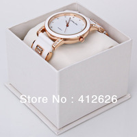 2013 High Quality 100% Waterproof Women Dress Watch Lady Braclet Silicone Rubber Strap Quartz Gift Watch for Girl Lady Free Ship