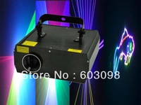 1W RGB animation writing laser light