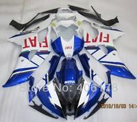 Free shipping,China Yzf600-R6 08 09 10 11 12 13 fairing kit for Yamaha Yzf R6 2008-2013 FIAT Moto Fairings (Injection molding)